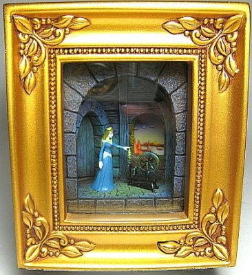 Spinning Picture Frame