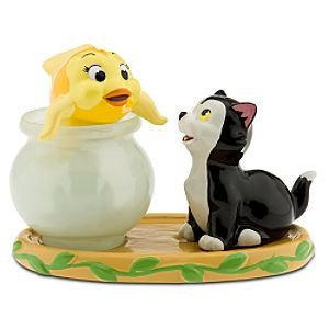 Figaro & Cleo 4-piece salt & pepper shaker set