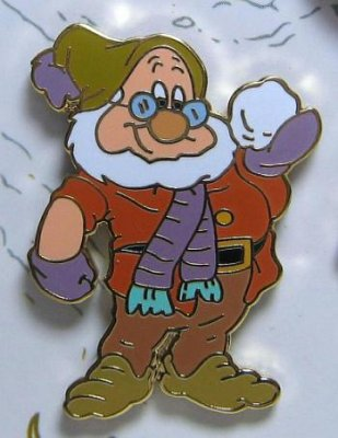 Doc winter snow pin