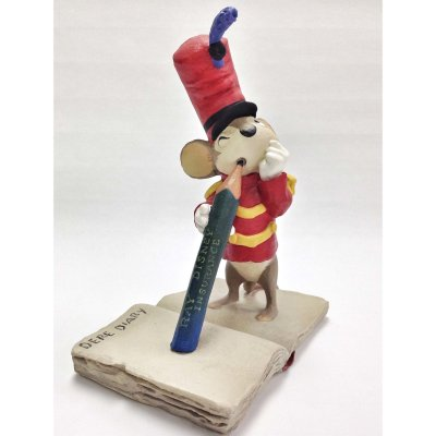 PRE-ORDER: Timothy Mouse maquette (Walt Disney Archive Collection)