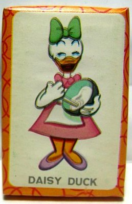 Daisy Duck soap (Soaky)