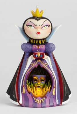 Evil Queen And Magic Mirror Disney Figurine Miss Mindy