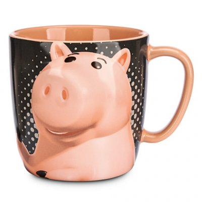 Toy Story Hamm coffee mug - 'I Got Your 2 Cents!'