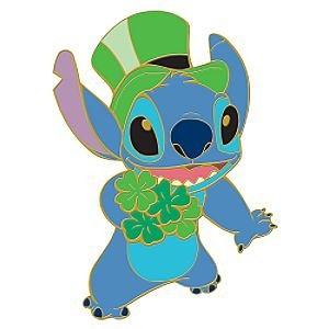 Stitch St Patrick S Day Pin 2009 From Our Pins
