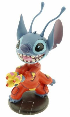 Alien Stitch bobblehead