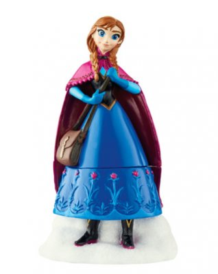 Anna trinket box (from 'Frozen') (Department 56)