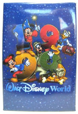 walt disney world 1999 button from our buttons collection