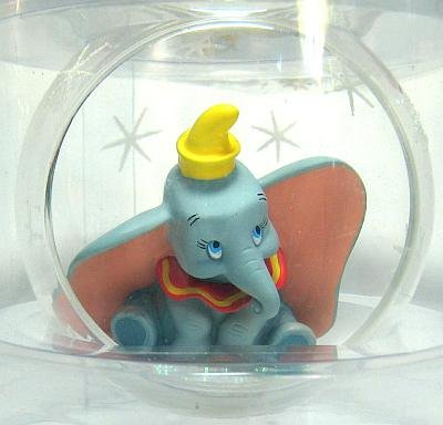 Dumbo Crystal Ball Ornament From Our Christmas Collection