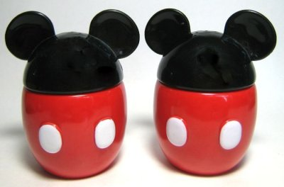 Disney Salt And Pepper Shakers Salt And Pepper Shaker Set