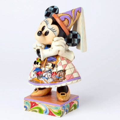 'Happily Ever After' - Princess Minnie Mouse figure (Jim Shore Disney Traditions)