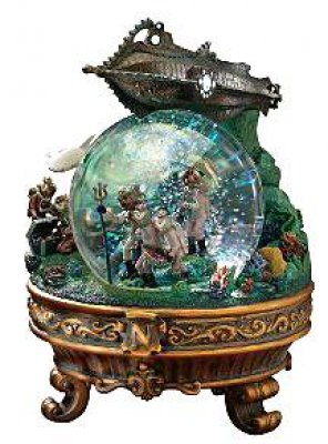 20,000 Leagues Under The Sea musical snowglobe