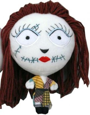 Sally deformed head plush (small)