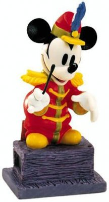 'From the top' - Mickey Mouse figurine (WDCC)
