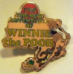 The New Adventures of Winnie the Pooh pin
