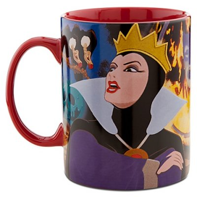 evil queen disney villains coffee mug 2012 from our mugs