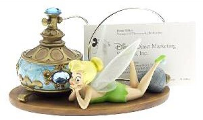 Tinker bell business card holder from our other collection disney tinker bell business card holder colourmoves