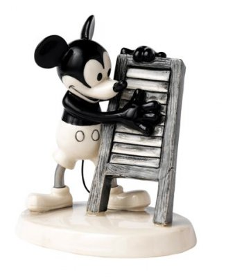 Mickey's Washboard Melody Disney Mickey Mouse figurine (Royal Doulton)
