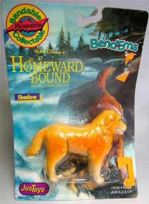 Shadow Bendable Figure From Our Other Collection Disney