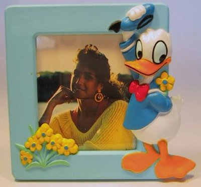 Donald Duck photo frame magnet from our Magnets collection | Disney ...