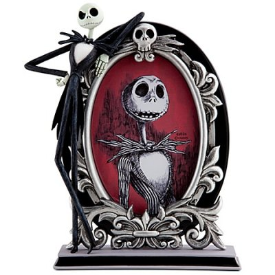 Jack Skellington Photo Frame 2011 From Our Nightmare Before