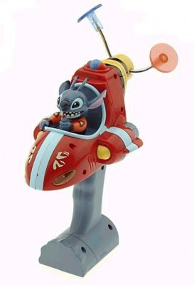 Stitch Light Chaser Toy From Our Other Collection Disney Collectibles And Memorabilia