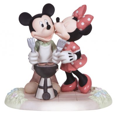 Kiss The Cook Mickey And Minnie Mouse Barbeque
