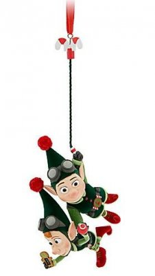 Prep And Landing Ornament From Our Christmas Collection Disney
