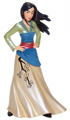 Mulan 'Couture de Force' Disney figurine (2020)