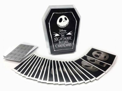 PRE-ORDER: Set of 20 'The Nightmare Before Christmas' notecards (Walt Disney Archive Collection)