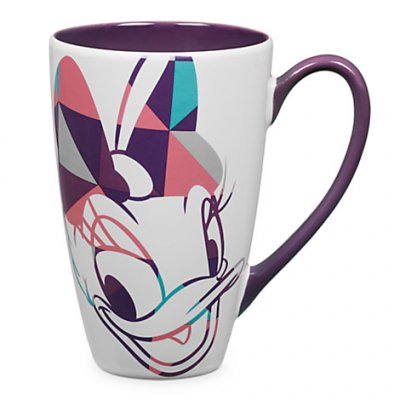 Daisy Duck Shapes Coffee Mug From Our Mugs Amp Cups