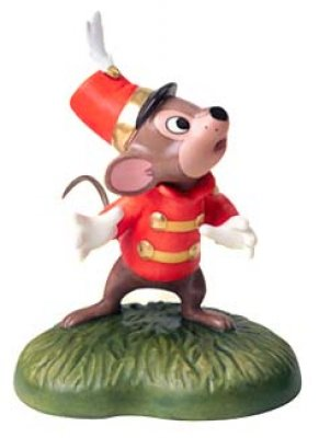 'A Magic Feather' - Timothy Q. Mouse Disney figurine (WDCC)