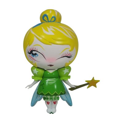 Tinker Bell with wand vinyl Disney figurine (Miss Mindy)