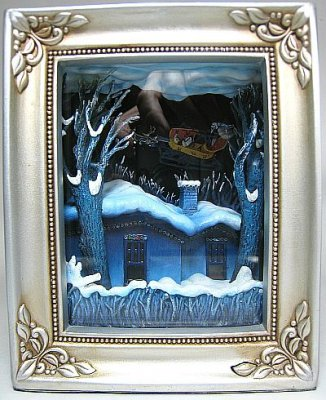 Jack Skellington On Sled Gallery Of Light Box From Our