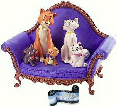 Sofa Base For Aristocats From Our Walt Disney Classics