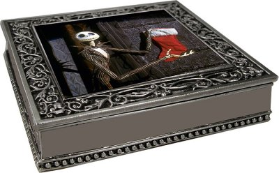 Jack Skellington jewelry box from our Nightmare Before ...