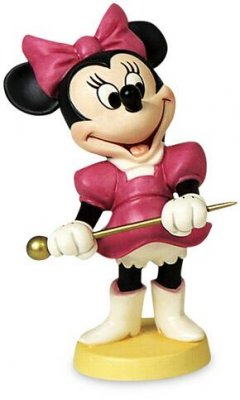 'Join the Parade' - Minnie Mouse figurine, from The Mickey Mouse Club (WDCC)