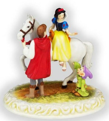 ...ever after (Olszewski Disney miniature figurine)