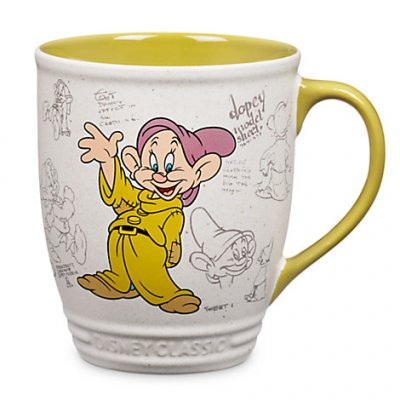 Dopey Disney classics collection coffee mug from our Mugs