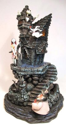 Jack Skellington S Light Up House From Our Nightmare