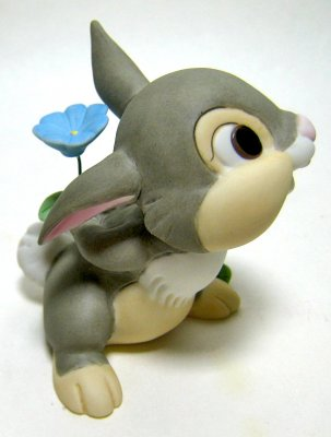 Friendship Flower Thumper Figurine From Our Other