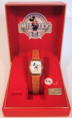 Mickey Mouse women's watch (Seiko)