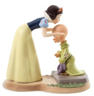 'A sweet send off' - Snow White and Dopey figurine (WDCC)