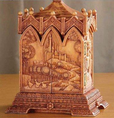 Disney Cookie Jars >> Sleeping Beauty heirloom box from our Olszewski collection ...