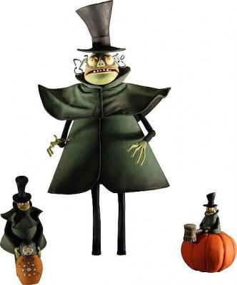 Mr Hyde Action Figure Set From Our Nightmare Before Christmas Action Figures Collection Disney Collectibles And Memorabilia Fantasies Come True Hyde is a minor character in the nightmare before christmas. mr hyde action figure set from our