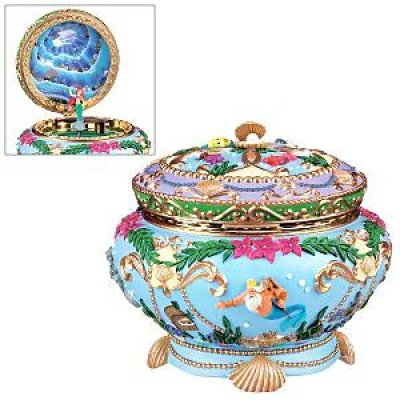 Disney Christmas Music Box