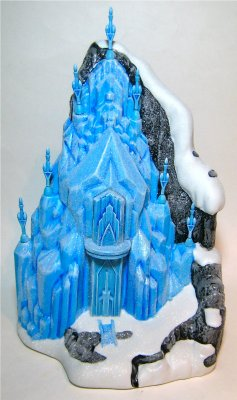Elsa's ice palace lighted figurine (Department 56)