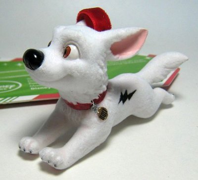 Bolt ornament (2010) from our Christmas collection