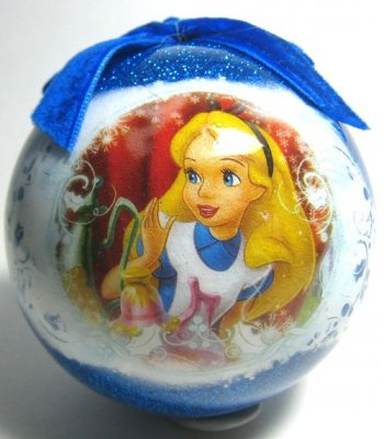 Walt Disney Christmas Ornaments