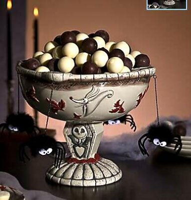 nightmare before christmas candy dish