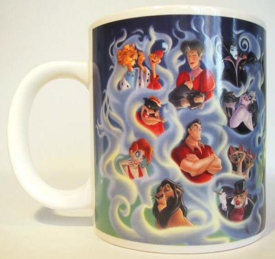 disney villains mug from our mugs amp cups collection